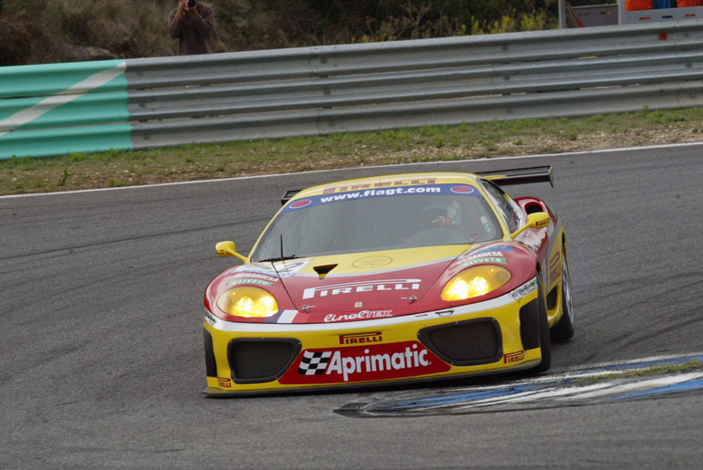 Ferrari 360 Modena - FIA GT - Estoril