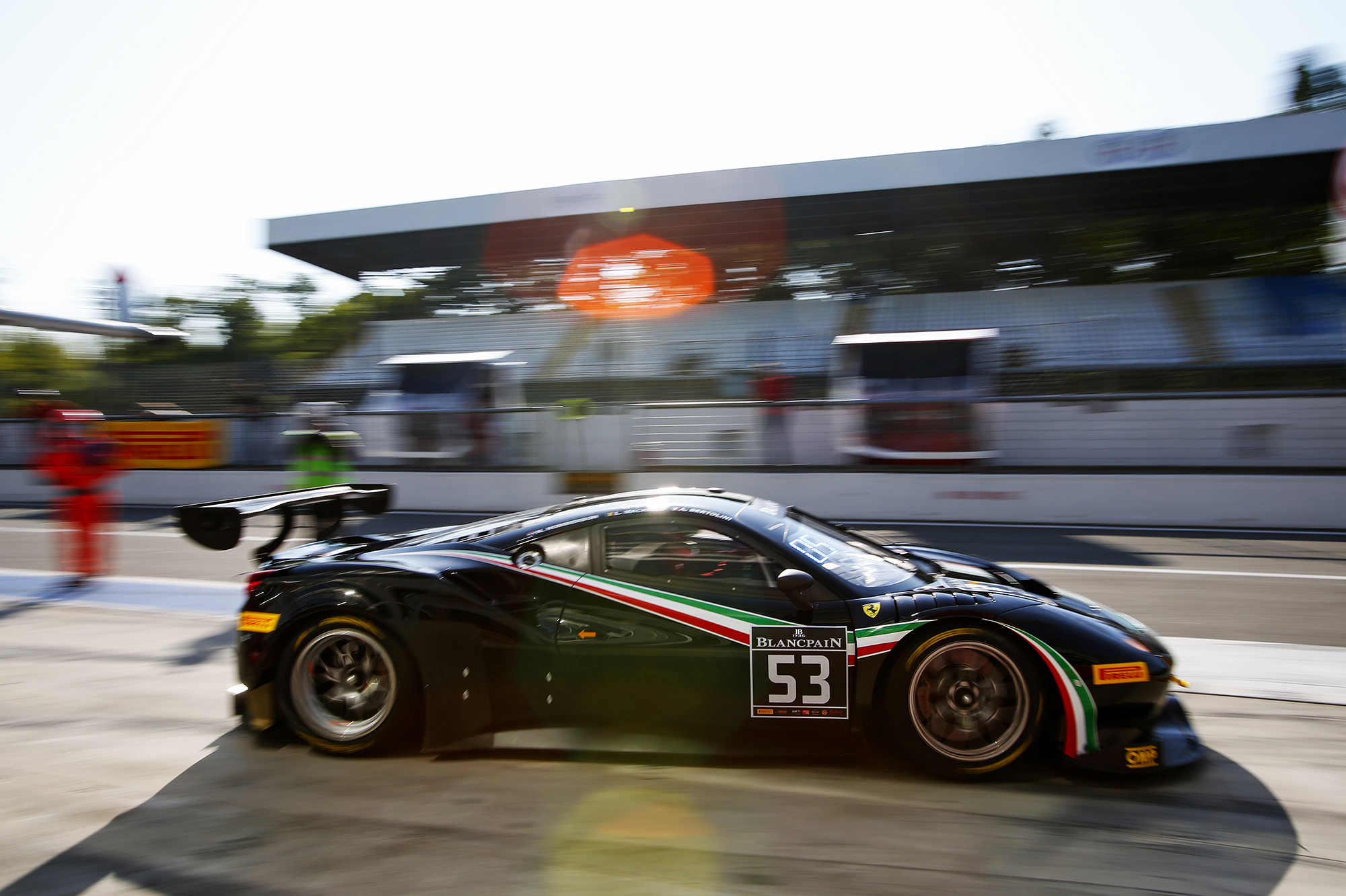 Ferrari 488 GT3, Spirit of Racing | 3 Ore di Monza