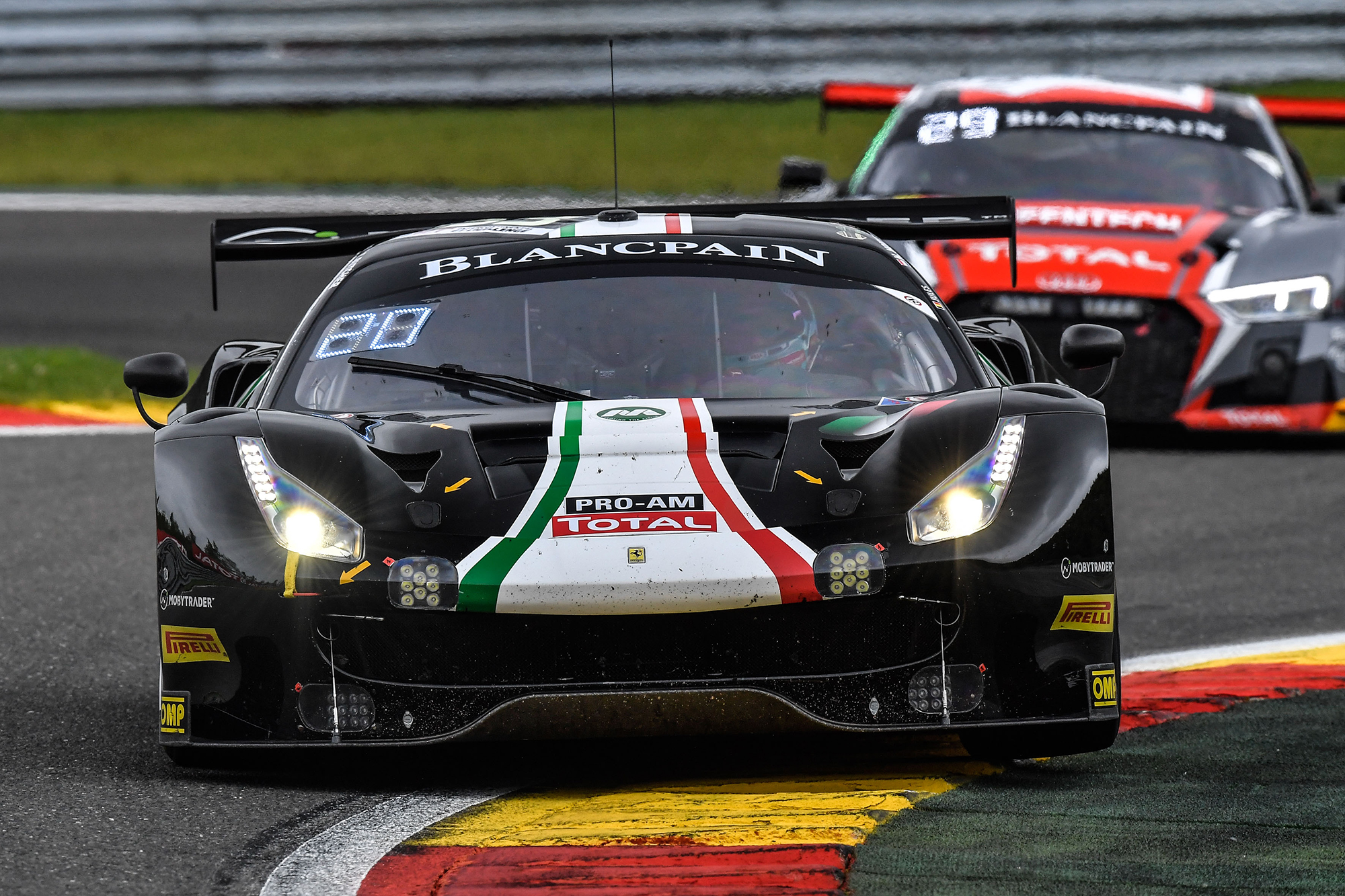 Ferrari 488 GT3, Spirit of Racing | 24 Ore di Spa